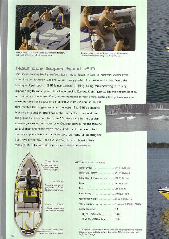 Correctcraftfan Reference Brochures